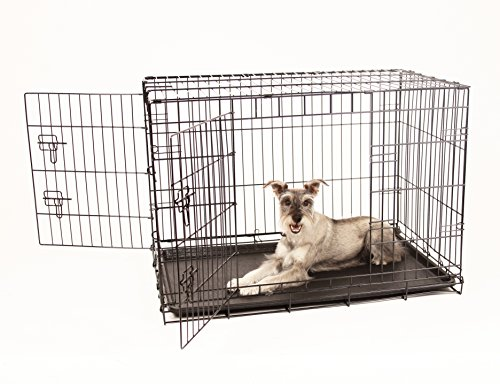 Carlson Pet Products Double Door Crate