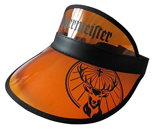 Jägermeister - Visor Cap 2017 - Sonnenschutz Cap