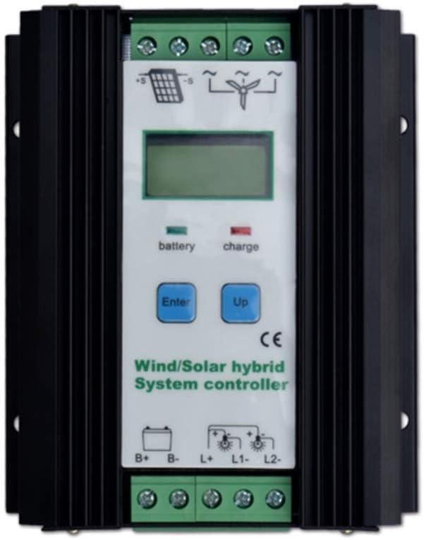 PAJKWW shop WCY Recommended 1200W Wind Solar Turbine Controller Hybrid 800W