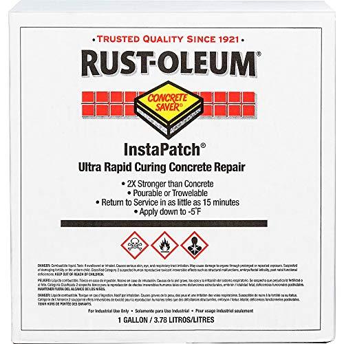 Rust-Oleum 276981 InstaPatch Concrete Repair, Gray