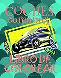 Libro de Colorear Coches coreanos ✎: Libro de Colorear Carros Colorear Niños 4-8 Años! ✌ (Libro de Colorear Coches coreanos: A SERIES OF COLORING BOOKS)