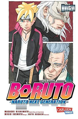 Boruto - Naruto the Next Generation 6 (Manga)