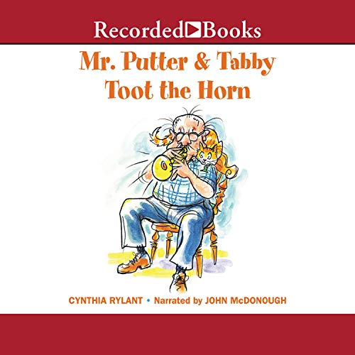Mr. Putter and Tabby Toot the Horn  By  cover art