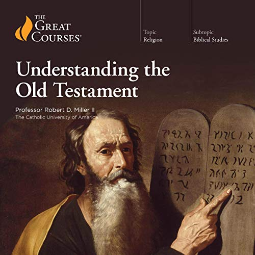 Understanding the Old Testament  By  cover art