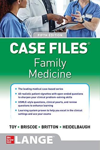 Case Files Family Medicine 5th edition
