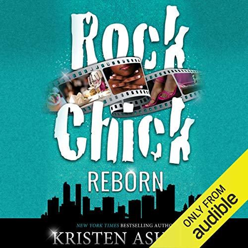 Rock Chick Reborn audiobook cover art
