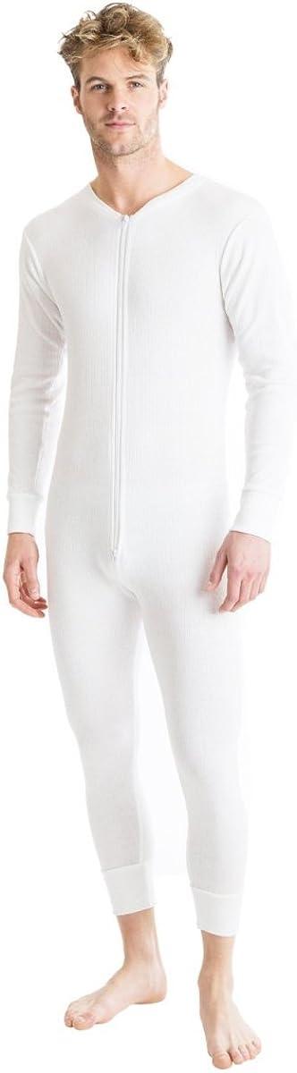 商品追加値下げ在庫復活 Octave 6 Pack Mens Thermal セール Underwear All Suit One in with Union