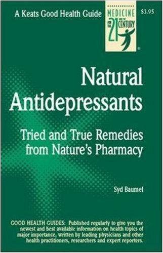 Natural Antidepressants (Keats Good Health Guides)