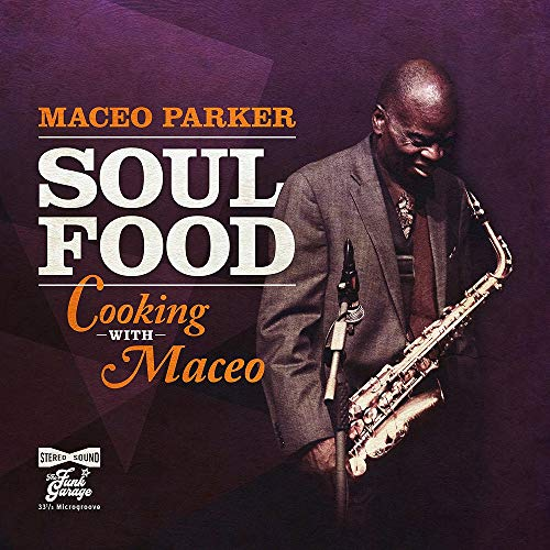 Soul Food-Cooking With Maceo