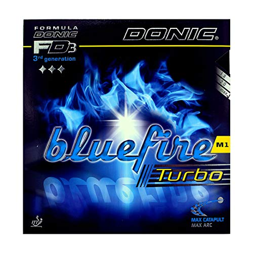 Donic Bluefire M1 Turbo Tischtennis-Belag