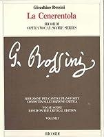 La Cenerentola: Vocal Score 2 volume set (Ricordi Opera Vocal Score)