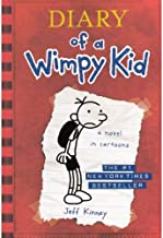 Diary of a Wimpy Kid HARDCOVER Set 1-8 by Jeff Kinney (Diary of a Wimpy Kid, Rodrick Rules, The Last Straw, Dog Days, The Ugly Truth, Cabin Fever, The Third Wheel, Hard Luck)