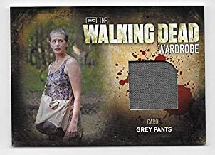 Carol 2012 Cryptozoic Walking Dead season 2 Wardrobe Card M21 Green Pants