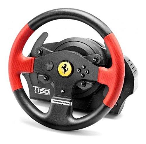 Thrustmaster T150Wheel Volant FFB Ferrari Edition–pour PS3PS4et PC