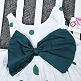 Zoom IMG-1 neonate summer dress bowknot ruffle