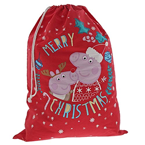 Peppa Pig Sack, Multicoloured, one size