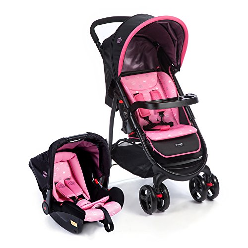 Travel System Nexus Cosco - Rosa