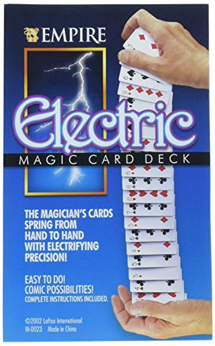 Electric Card Deck \