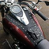Kawasaki VN900 Clásico / a Medida/Vulcan Modelo Cuero Panel para el Tanque /...