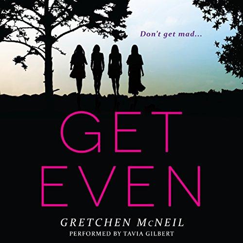 Get Even audiobook cover art