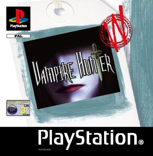 Vampire Hunter D (White Label) (PS) by Avalon Interactive