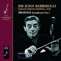 Brahms/Weber: Symphony No 1/'o