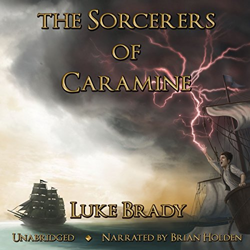 The Sorcerers of Caramine Titelbild