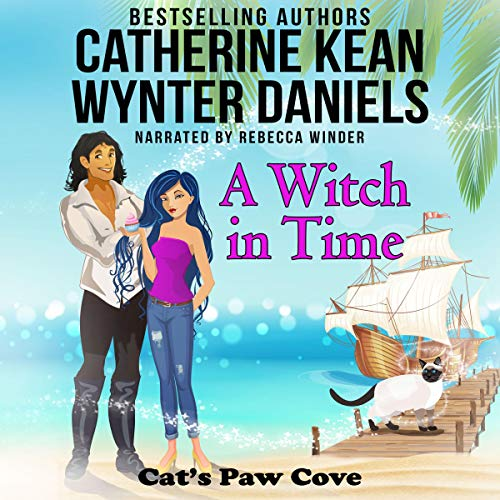 A Witch in Time  By  cover art