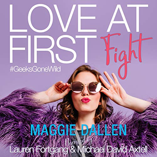 Love at First Fight cover art