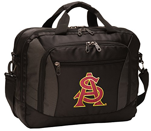 Broad Bay ASU Laptop Bag Best NCAA ASU Sun Devils Computer Bags