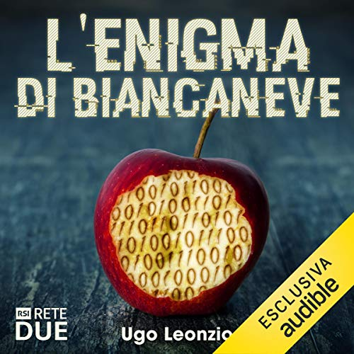 L'enigma di Biancaneve audiobook cover art