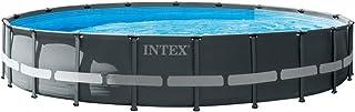 Intex 6.10m*1.22 Ultra Frame Pool Set - 26334