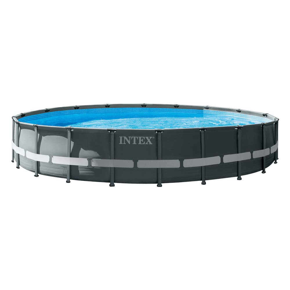 Intex 26334NP Piscina Desmontable Ultra XTR Frame, con depuradora, 610 x 122 cm: Amazon.es: Jardín