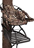 Summit Treestands 180 Max SD Climbing Treestand, Mossy Oak (Pack of 1)
