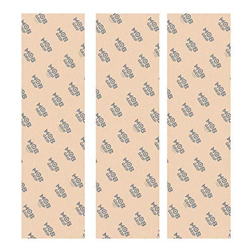 Mob Clear Grip Tape 3 Sheets Skateboard Griptape 10
