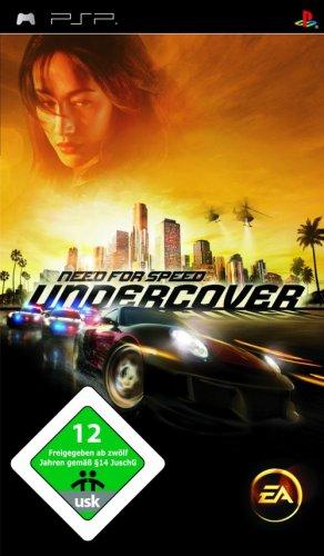Electronic Arts Need for Speed Undercover, PSP - Juego (PSP, PlayStation Portable (PSP), Acción   Carreras, E10 + (Everyone 10 +))