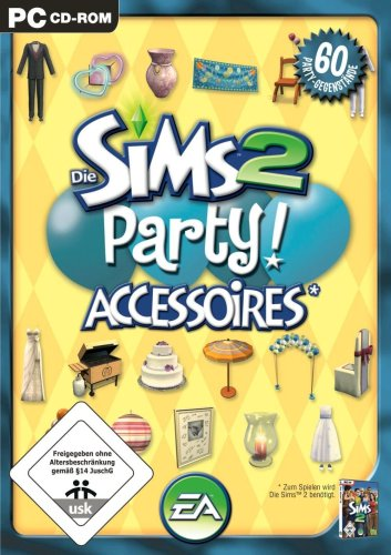 Die Sims 2 - Party-Accessoires (Add-On)