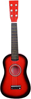 """FESTNIGHT 23"""" Acoustic Guitar with Guitar Pick and String Wood Cutaway Guitar for Beginner/Kids/Boys/Girls/Junior/Adult/Children/Youth Red"""