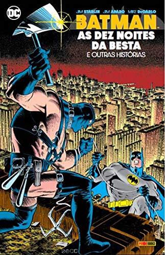 Batman. As Dez Noites Da Besta