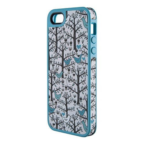 Speck FabShell Case for Apple iPhone 5/5S - Love Birds Teal