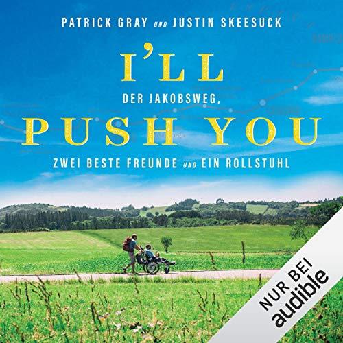 I\'ll push you: Der Jakobsweg, zwei beste Freunde und ein Rollstuhl