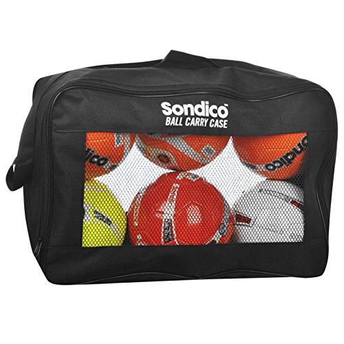 Sondico Balltasche Tasche Schwarz Einheitesgröße