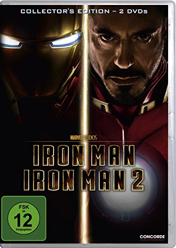 Iron Man & Iron Man 2: Collectors Edition [2 DVDs]