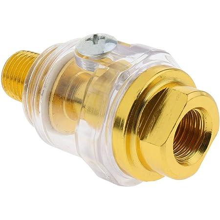 Mini Öler 1 4 Automatiköler Druckluftöler Druckluftgeräte Ölnebler Baumarkt