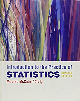 Introduction to the Practice of Statistics, 7th Edition 1429274077 Book Cover