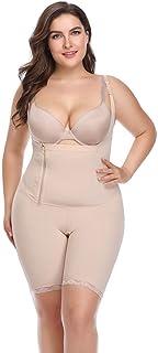 Gray Slimming Women Waist Trainer Body Shaper Feminino Underbust Bodysuits Modeling Strap Women Bodysuit Shapewear 6Xl Plus Size