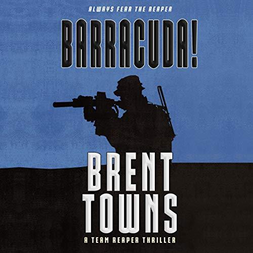 Barracuda!: Team Reaper, Book 9