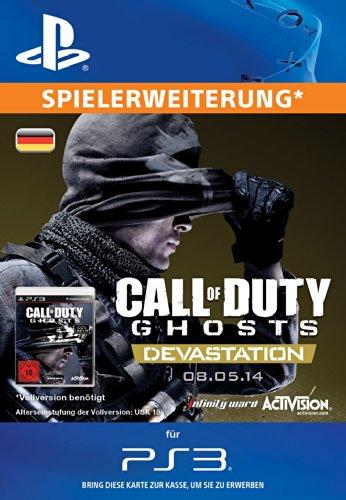 Call of Duty: Ghosts - Devastation DLC [PS3 PSN Code für deutsches Konto]