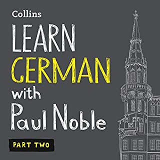 Learn German with Paul Noble, Part 2 cover art