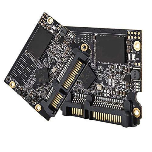 Camisin STAT3 SSD 256G SATA3 interfaz de 2.5 pulgadas unidad de estado sólido de fácil instalación SSD adecuado para computadora de escritorio portátil